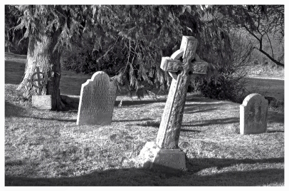 13im0196pa-_four_headstones-_drumsnatt
